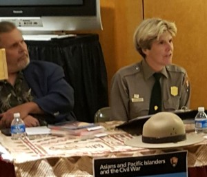 NPS Ted Alexander and Carol Shivley