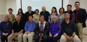 April 1968 group photo of premier April 2015