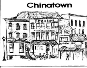 Picture2 Chinatown Drawing