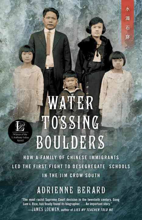 """Book Review and Thoughts on """"Water Tossing Boulders"""""""